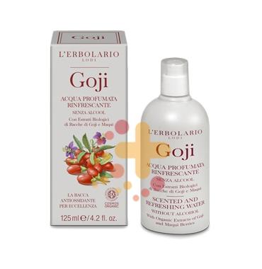 L'Erbolario Linea Goji Antiossidante Rinfrescante Acqua Profumata 125 ml