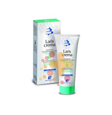 Biogena Linea Deodorazione e Ipersudorazione Laris Crema Antitraspirante 75 ml