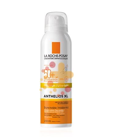 La Roche Posay Linea Anthelios SPF50+ XL Spray Solare Invisibile e Fresco 200 ml